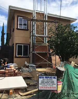 La Canada Flintridge Chimney Repairs
