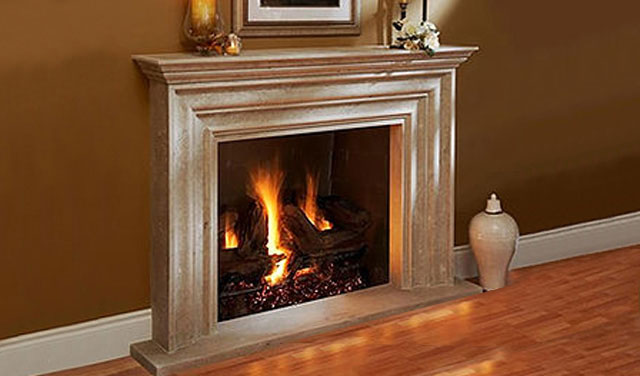 Standard & Custom Fireplace Mantels Arcadia