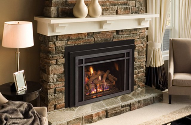 Fireplace Glass Doors Gas Logs Chimney Repair Cleaning