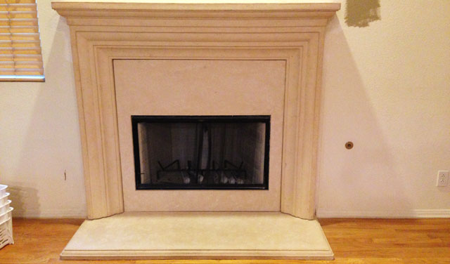 La Canada Flintridge Fireplace Mantels